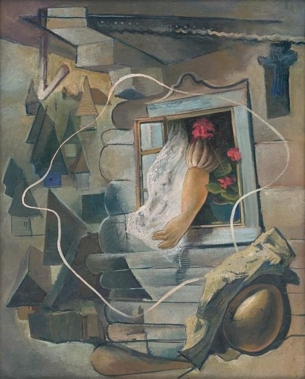 Imrich Weiner-Kráľ: Window (1925/1945)