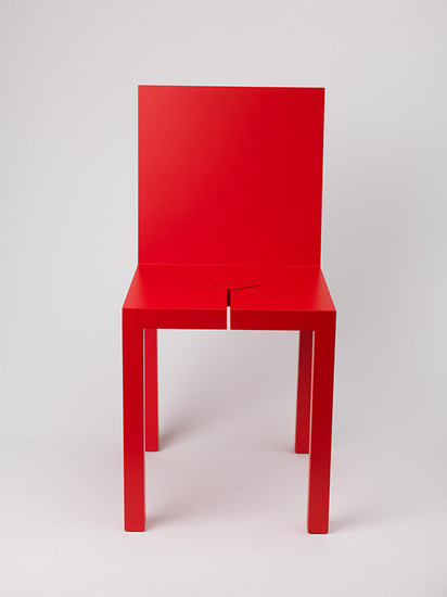 Marián Laššák: She chair. 2005