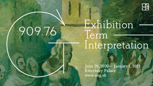 We are putting on a new exhibition: Generation 909,76