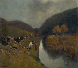 From the Academy to Nature. Forms of Landscape Painting in Central Europe 1860–1890